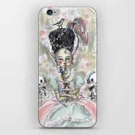 Frankie Antoinette  iPhone Skin
