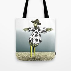 Crow Serie :: Scarecrow Henry Tote Bag