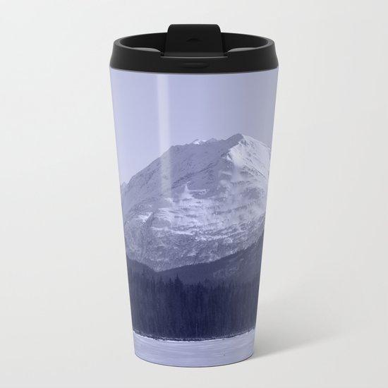 Tern Lake - Mono 1 Metal Travel Mug
