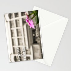 Memories always exist Stationery Cards