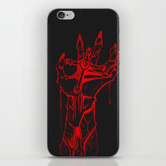 DeathCross iPhone Skin