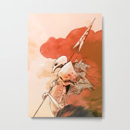 undead dragonslayer Metal Print