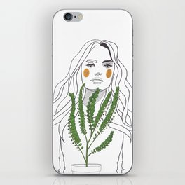 Green Time in the Meantime - 2 iPhone Skin