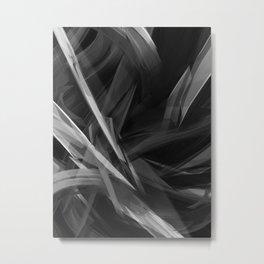 Fall 2015 - Kaminari Black Metal Print