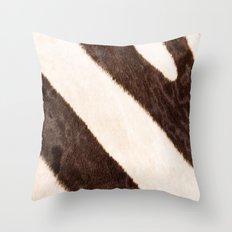 Africa - Zebra - stripes - #society6 #buyart Throw Pillow