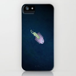 The Seawhip Descends  iPhone Case