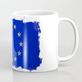 EU Flag Coffee Mug
