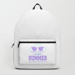 The Best Summer Holidays pt Backpack