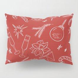 Holiday pattern Pillow Sham