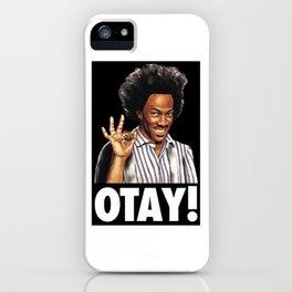 Hi... I'm Buhwheat! iPhone Case