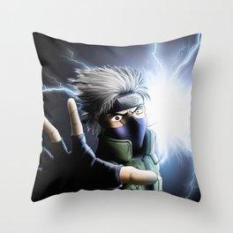 Hatake Throw Pillow