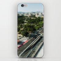 barcelona iPhone & iPod Skins featuring Barcelona by jmdphoto