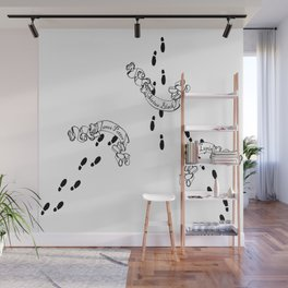 Mischief Managed Wall Mural