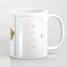 Legendary Moguls Hockey Team Apparel Coffee Mug