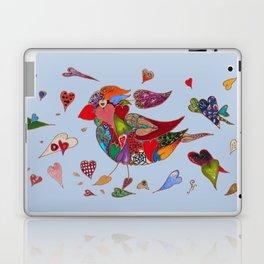 The Heart Collector Laptop & iPad Skin