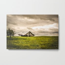Welcome To Oklahoma Metal Print