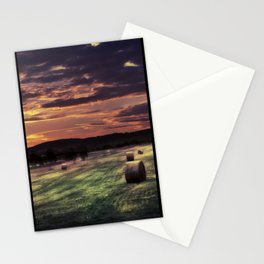 Strange Fields Stationery Cards