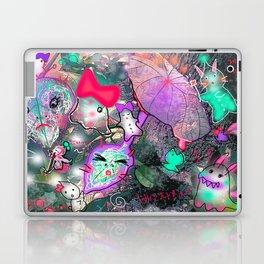 Animal World land  Laptop & iPad Skin