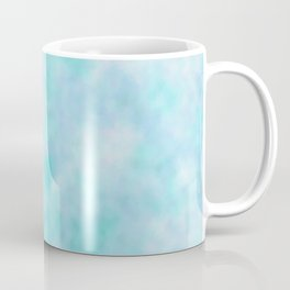 Faintly Floral - Lavender & Mint Coffee Mug