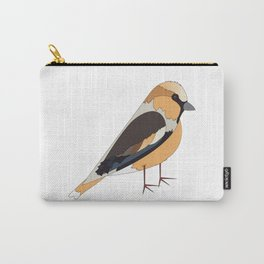 Hawfinch Carry-All Pouch