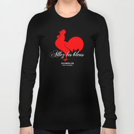 France Long Sleeve T-shirt