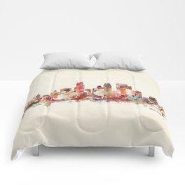 Minneapolis Minnesota Comforters
