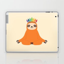 Master Of Calm Laptop & iPad Skin