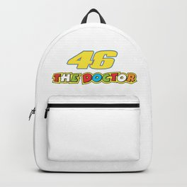 46 VR Moto GP The Doctor No 1 Backpack