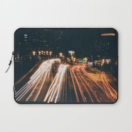PHILADELPHIA LONG EXPOSURE Laptop Sleeve