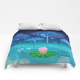 Treescape 3 Comforters