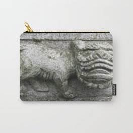 Little Stone Monster Carry-All Pouch