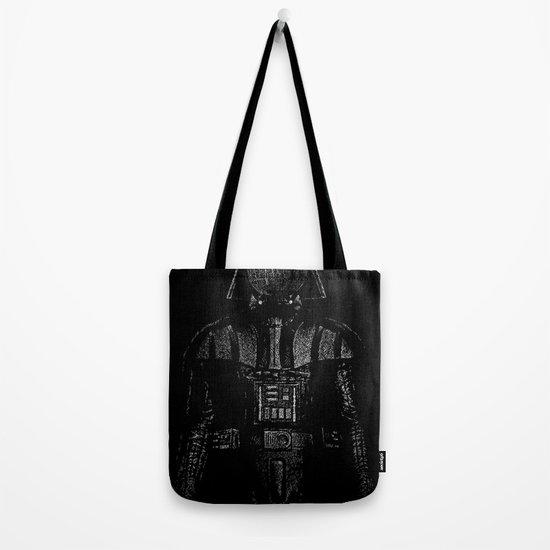 Darth Magritte Tote Bag