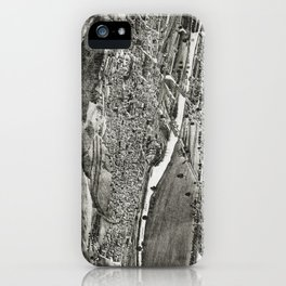 Corning - New York - 1882 iPhone Case