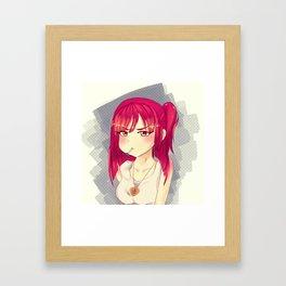 Morgiana Framed Art Print