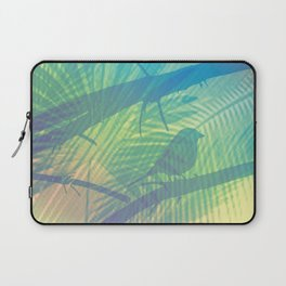 Palm bird Laptop Sleeve