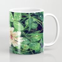 clover Mugs featuring Clover by ADH Graphic Design