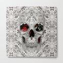 Lace Skull 2 by aligulec