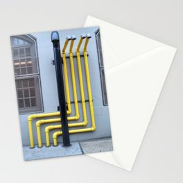 New York City Pipes Stationery Cards