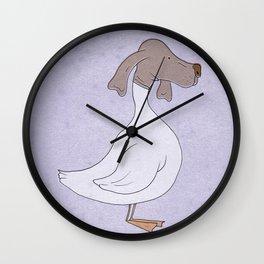 animal fake Wall Clock