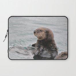 Otterly adorable Laptop Sleeve
