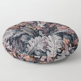 Dead Leaves Floor Pillow