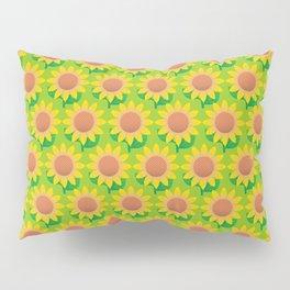 Sunflower Pattern_H Pillow Sham