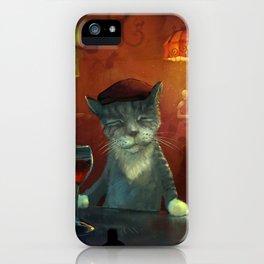 Max's Dream iPhone Case