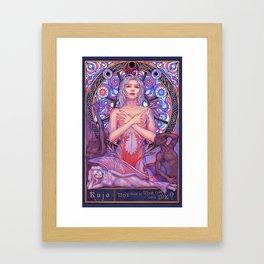 Kuja Framed Art Print