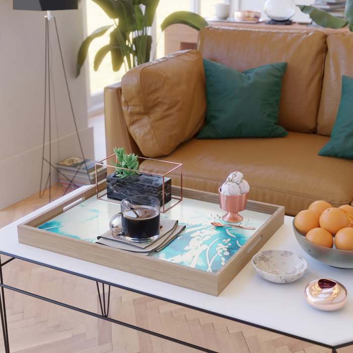 Jelly Study #3 Serving Tray