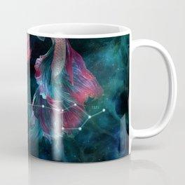 La constellation du Poisson Coffee Mug