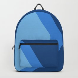 Epcot Blueberry Wall Backpack