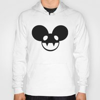deadmau5 Hoodies featuring deadmau5 by Torches