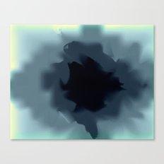 Unfurled Ink Canvas Print