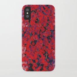 Dissemination / Pattern #4 iPhone Case